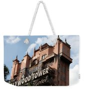 Hollywood Tower Weekender Tote Bag