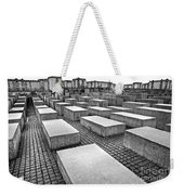 Holocaust Memorial - Berlin Weekender Tote Bag