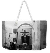 Holy Sepulcher Weekender Tote Bag