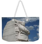 Honoring Martin Luther King Weekender Tote Bag