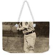 Honus Wagner (1874-1955) Weekender Tote Bag