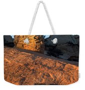 Hoodoos At Sunset Weekender Tote Bag