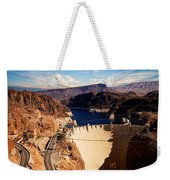 Hoover Dam Nevada Weekender Tote Bag