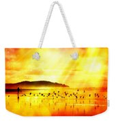 Hope On A Wing And A Prayer Weekender Tote Bag