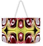 Horizon Abstract Weekender Tote Bag
