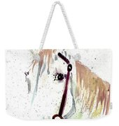 Horse Study Weekender Tote Bag