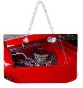 Hot Chev Weekender Tote Bag