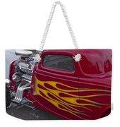 Hot Dual Weekender Tote Bag