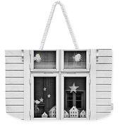 Houses And Windows Weekender Tote Bag
