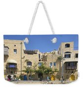 Houses In Jaffa Tel Aviv Israel Weekender Tote Bag