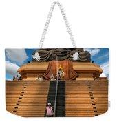 Huay Mongkol Temple Weekender Tote Bag