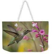 Hummingbird Heaven  Weekender Tote Bag