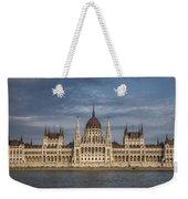 Hungarian Parliament Building Afternoon Weekender Tote Bag