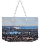 Huntington Beach View Weekender Tote Bag