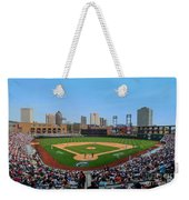 D24w-299 Huntington Park Photo Weekender Tote Bag