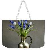 Hyacinth Still Life Weekender Tote Bag