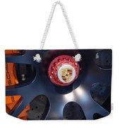 Hybrid Wheel  Weekender Tote Bag