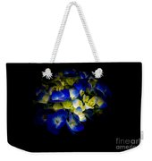 Blue Hydrangea, Corona Del Mar California Weekender Tote Bag