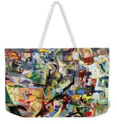 I Believe This And Understand It Fully Well 8 Weekender Tote Bag