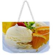 Ice Cream Weekender Tote Bag