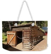 Ice House At The Holzwarth Historic Site Weekender Tote Bag