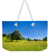 Idyllic Landscape Weekender Tote Bag