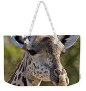 I'm All Ears - Giraffe Weekender Tote Bag
