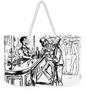 Immigrants: Irish, C1885 Weekender Tote Bag