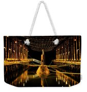 In For The Night Weekender Tote Bag