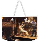 In The Mid Time Weekender Tote Bag by Thomas Eakins