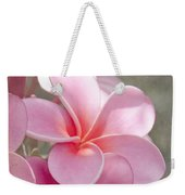 In The Path Of A Dream Weekender Tote Bag