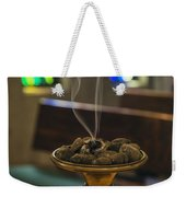 Incense Weekender Tote Bag
