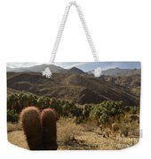 Indian Canyons Weekender Tote Bag