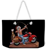 Indian Forever Weekender Tote Bag