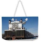 Indiana Harbor 4 Weekender Tote Bag