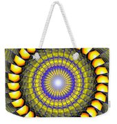 Infinity Gateway Nine Kaleidoscope Weekender Tote Bag