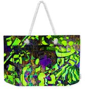 Interstate 10- Exit 259- 22nd St/ Star Pass Blvd Underpass- Rectangle Remix Weekender Tote Bag