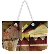 Interstate 10- Exit 259a- 29th St / Silverlake Rd Underpass- Rectangle Remix Weekender Tote Bag
