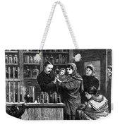 Ireland: Vaccination, 1880 Weekender Tote Bag