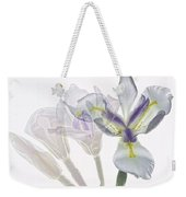 Iris Evolution Weekender Tote Bag