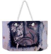 Iron Eyes Cody Homage The Big Trail 1930 The Crying Indian Black Canyon Arizona 2004 Weekender Tote Bag