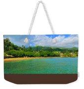 Island Of Maui Weekender Tote Bag