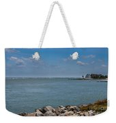 Island Time Weekender Tote Bag