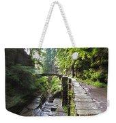 Ithaca Gorge Weekender Tote Bag