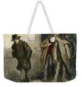 Jack The Ripper Weekender Tote Bag