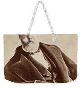 James G Weekender Tote Bag