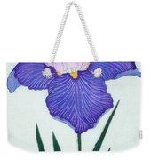 Japanese Flower Weekender Tote Bag