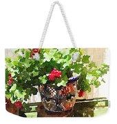 Jardines Weekender Tote Bag