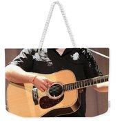 Jason Isbell Weekender Tote Bag