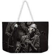 Jazz Passion Weekender Tote Bag